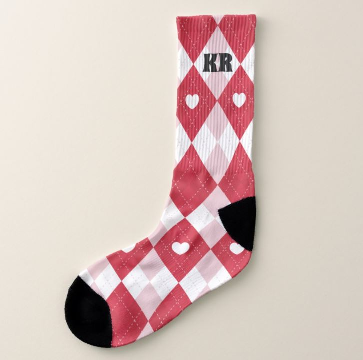 Personalised Socks - Valentine's Day Gifts For Him