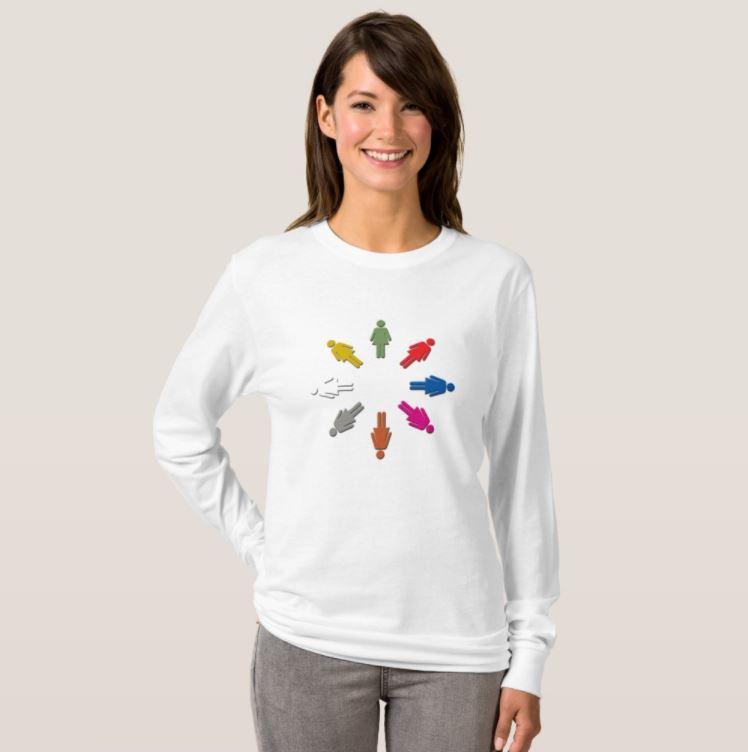 Circle of Women T-Shirt