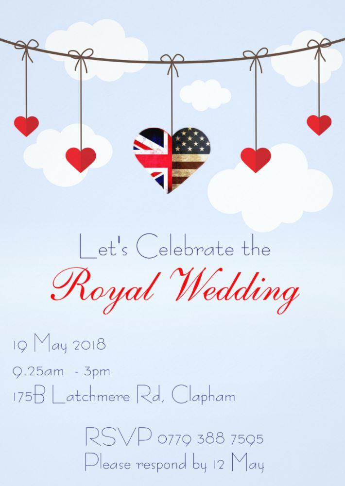 Royak Wedding Invitations