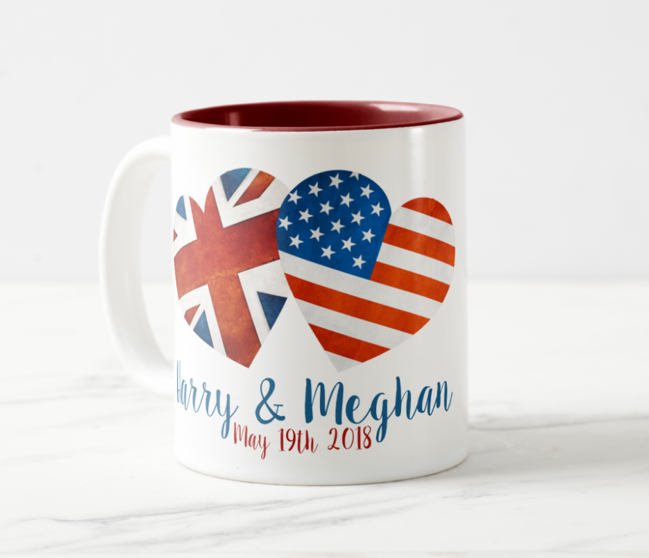 Royal Wedding Mug - When Harry Met Megan Mug